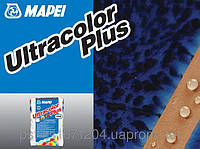 Затирка для швів плитки 2 кг MAPEI ULTRACOLOR PLUS (172-небесно-блакитний)