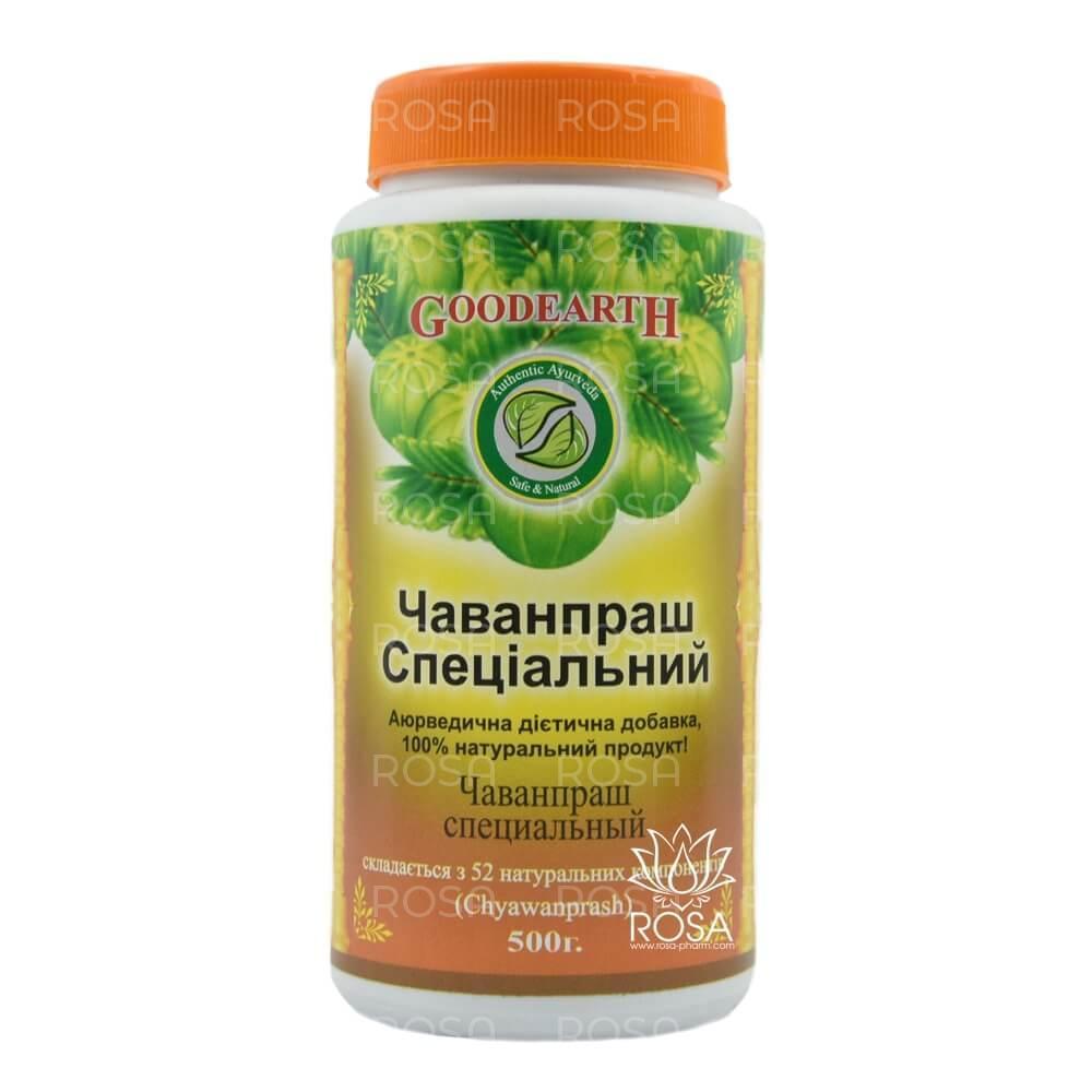 Чаванпраш Специальный (Chyawanprash, Goodcare Pharma), 500 грамм