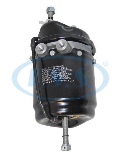 Тормозной энэргоаккумулятор II32609000 TYPE 24/24 1686002, 11: M22X1.5 VOSS 12: M22X1.5 VOSS