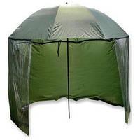 Зонт палатка с шатром карповый для рыбалки