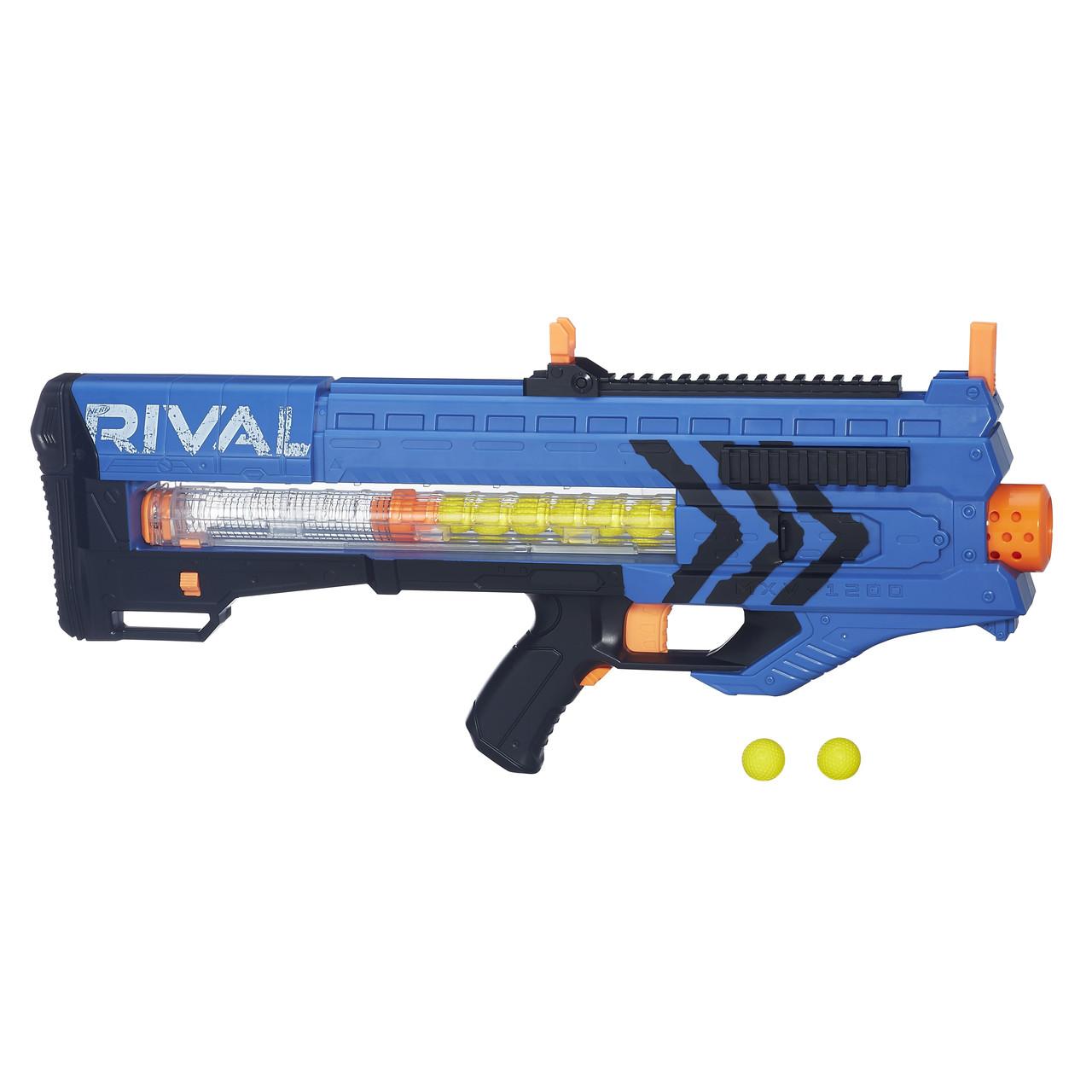 Бластер Нерф Райвал Зевс Nerf Rival Zeus MXV-1200 Blaster