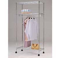 Стойка-стеллаж для одежды Onder Metal SR-0689 хром