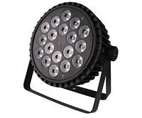 Rental of lighting equipment:LED PAR PROLIGHT PL6-1818