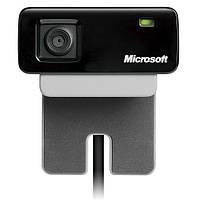 Веб-камера Microsoft LifeCam VX-700 с креплением на монитор