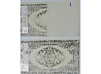 Набор ковриков в ванную 2 предмета Venus Серые Arya AR-TR1001005-grey