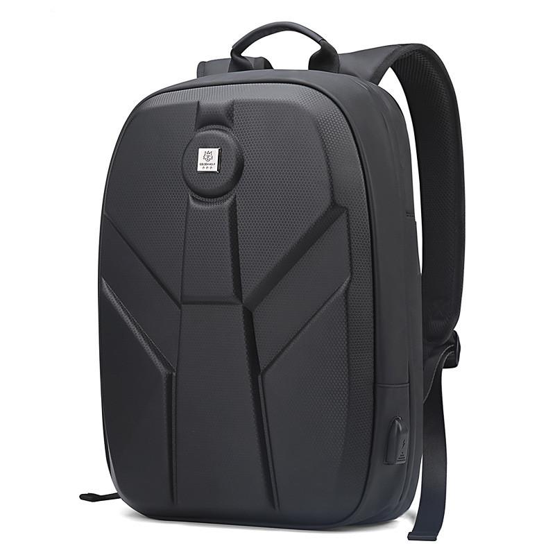 """Дизайнерский 3D-рюкзак Arctic Hunter GB00321, влагозащищенный, для ноутбука до 17"""", 23л"""