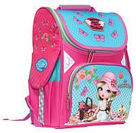 Ранец CLASS Girl's Dreams 34 х 27 х 14 см 12,5 л Розовый/Голубой  (9922/8591662992205), фото 1