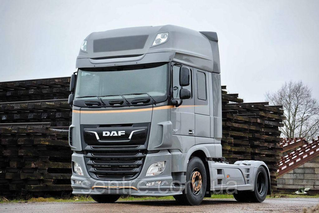 DAF представляет в Украине версию XF 480 Endurance Edition для международных перевозок