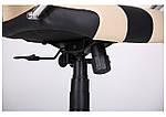 Кресло Прайм ANYFIX Хром Неаполь N-20 вставка Неаполь N-17 перфорир., фото 8