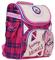 Ранец CLASS Funny Animals 34 х 27 х 14 см 12,5 л Красный/Розовый (9920/8591662992007), фото 1