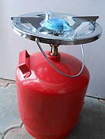 """Комплект газовый  """"RUDYY"""" с ручкой и горелкой на 8 литров"""