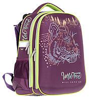 Ранец CLASS Wild 39 х 28 х 21 см 19 л для девочек Фиолетовый (9906/8591662990607), фото 1