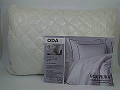 Подушка 40*60 с замком ОДА (микрофибра, холлофайбер)