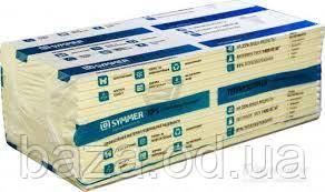 Экструзионный пенополистирол SYMMER 1200x550x20 мм