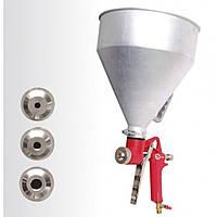 Штукатурный распылитель, 4-8 мм, В/Б пластмассовый, 7000 мл, 3-6 b INTERTOOL PT-0402