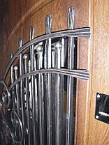 Входная дверь модель Т-1-3 34 vinorit-02 КОВКА, фото 2