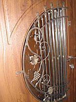 Входная дверь модель Т-1-3 34 vinorit-02 КОВКА, фото 3