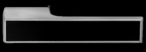 Ручка для дверей на розетке Z-1440 MOC матовый старый хром