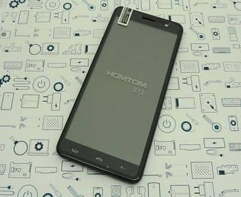 New. Оригинал модуль дисплея в сборе Homtom S12 черный