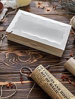 Коробка для текстиля 14х25х6 см