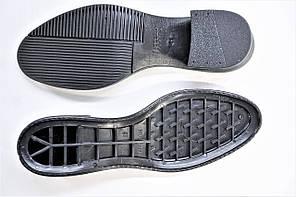 Подошва для обуви женская Мелани чорна р.36-38,40-41, фото 2