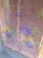 Москитная сетка на магнитах на двери 90*210 см (№905-1)
