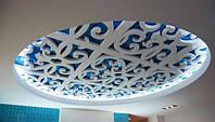 Декоративные потолки из пенополистирола