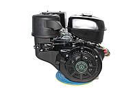 Двигатель бензиновый GrunWelt GW460F-S (18 л.с., шпонка), фото 1