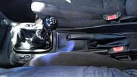 Чехол ручника для Chevrolet Aveo T250, Шевроле Авео Т250, 2006-2011 г.в.