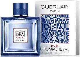 Мужская туалетная вода Guerlain L'Homme Ideal Sport EDT (100 мл )