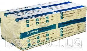 Экструзионный пенополистирол SYMMER 1200x550x40 мм, фото 1