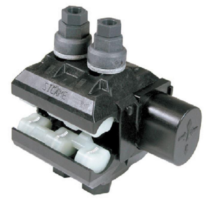 Затискач відгалуджувальний Sicame NTD401 (50-150/50-150)