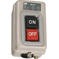 Выключатель ВКИ-216 3Р 10А  IP40 IEK