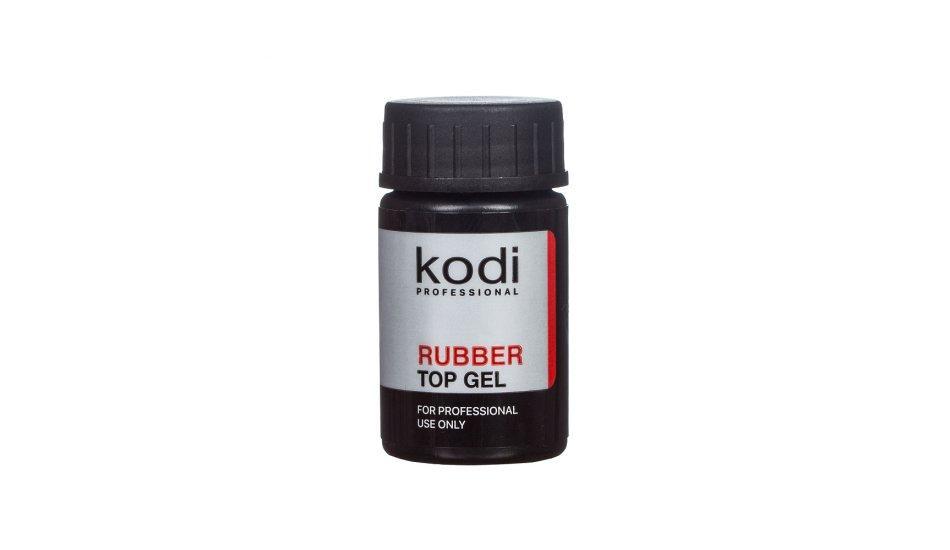 Топ вернее покрытие для ногтей Kodi Professional Top Gel, 14 мл