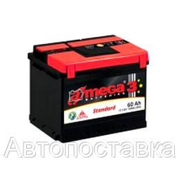Аккумулятор A-Mega Standard (M3) 6СТ-60Ач 540А (0),(1)