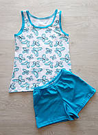 Пижама летняя / комплект домашний