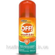 OFF! Smooth & Dry Аэрозоль 100 мл