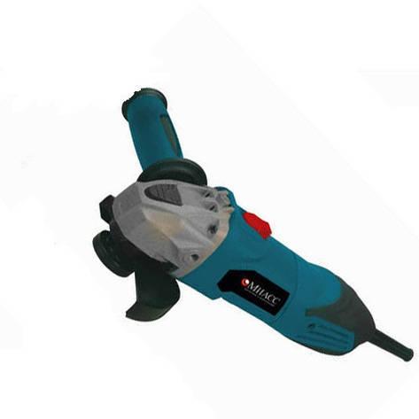 Угловая шлифовальная машина МИАСС УШМ 1050/125, фото 2