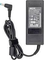 Блок питания для ноутбука ACER 19V 3.42A (65 Вт) штекер 5.5*1.7мм, длина 0,9м + кабель питания