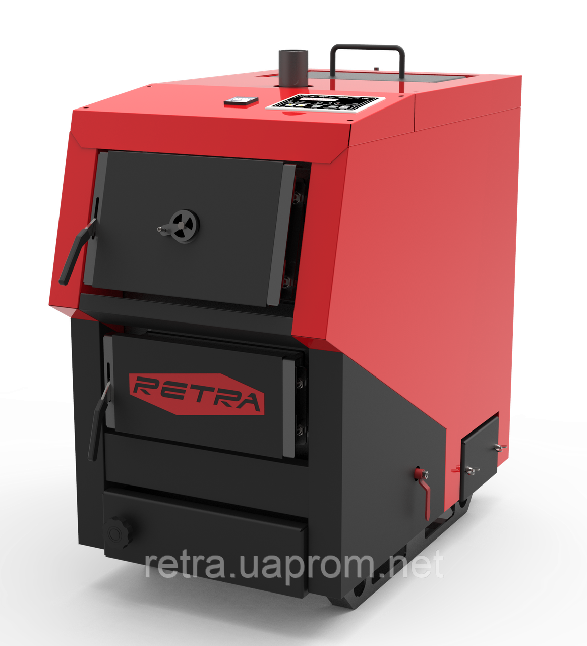 Котел твердотопливный Retra Light 250 кВт