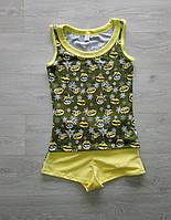 Пижамамолодежная (женская) / Комплект для дома.