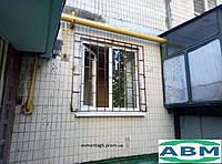 Изготовление решеток на окна 1200*1400