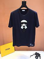 Мужская футболка Fendi (Фенди) арт. 49-01