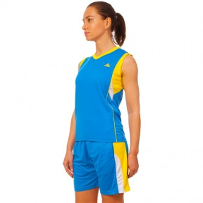 Форма баскетбольная женская LD-8295W-6 (полиэстер, р-р L-2XL(44-50)
