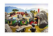 BRIO Деревянная ж/д Тоннель в горе взрывающийся 33352, фото 3