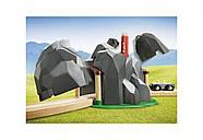 BRIO Деревянная ж/д Тоннель в горе взрывающийся 33352, фото 2