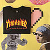 Топовая Футболка Thrasher (супер реплика), фото 2