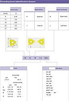16IR 1.5 TR Твердосплавная пластина для трапециидальной резьбы, фото 2