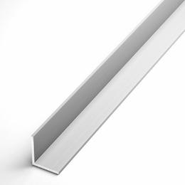 Угол алюминиевый без нанесения 25*25 (3 метра), фото 2