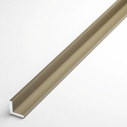 Угол алюминиевый бронза 20*20 (3 метра)